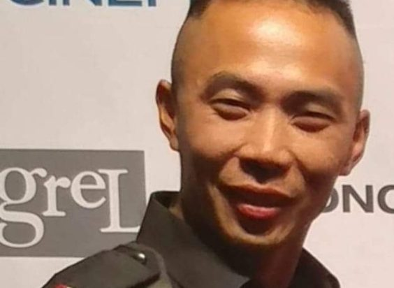 Toronto Police Constable and 12-year Canadian Forces veteran Jian Liang PHOTO BY SUBMITTED